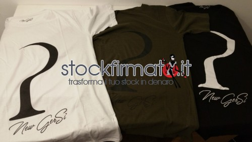 Stock T-Shirt Uomo