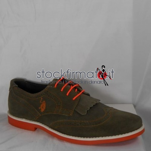 Stock calzature uomo firmate 'US POLO ASSN'