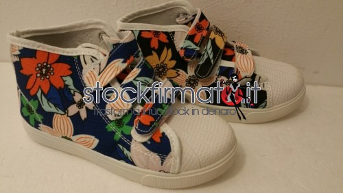 Stock Sneakers bambina lotto 2